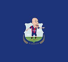Mascherano - Barcelona v2 by softdelusion