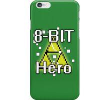 8-Bit Hero iPhone Case/Skin