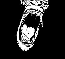 King Kong by monsterdesign
