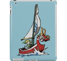 The Hero and the King iPad Case/Skin