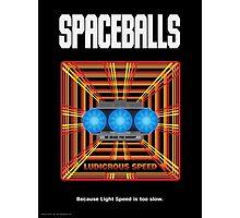Spaceballs: Ludicrous Speed Photographic Print