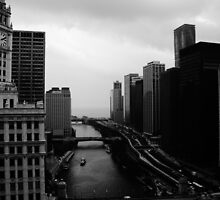 Chicago River by HysteriaWear