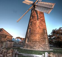 Callington Mill, Oatlands by Ian Ramsay