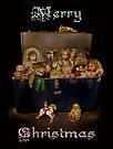 Merry Christmas  by Pene Stevens