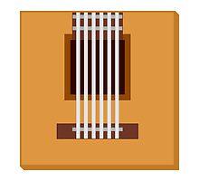 Box Acoustic Guitar by boringbox