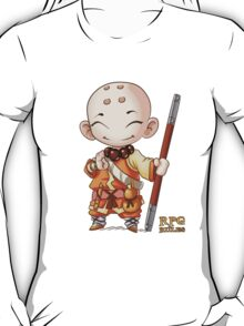 RPG Rules. Monk T-Shirt