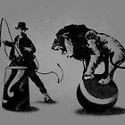 Jones Circus by 2mzdesign