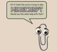 Microsoft bought Minecraft! Uh oh!  by Sharon Murphy