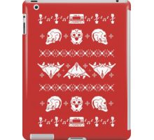 Merry Christmas A-Holes iPad Case/Skin