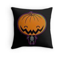 Cutie Pumpkin Pie Throw Pillow