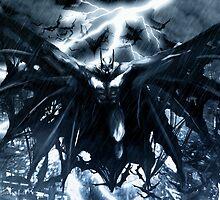 BATMAN by Nightfrost4