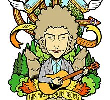 Bob Dylan by rockgendary