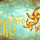 pinwheel daydreams by asyrum