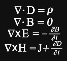 Maxwell's equations by ZedEx