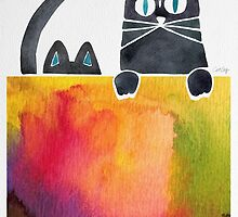 Cats by Cat Coquillette