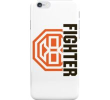 Octagon MMA Fighter Logo iPhone Case/Skin
