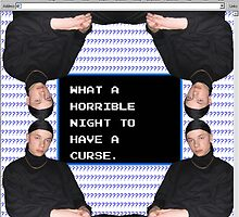Spooky Curse by astvri