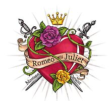 Romeo + Juliet by solarlullaby
