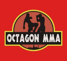 Octagon MMA Jurassic Fighting Kids Clothes