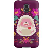 Hedgehog LOVE Samsung Galaxy Case/Skin