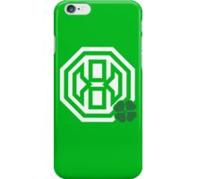 Octagon St. Patrick's Day Logo iPhone Case/Skin