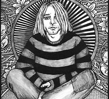 Kurt Cobain by Anita Inverarity