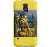 Thinking Cap Samsung Galaxy Case/Skin