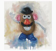 Mr Potato Head - vintage nostalgia  T-Shirt
