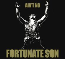 Fortunate Son by jorgebld