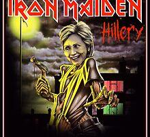 Iron Maiden by David Sanders