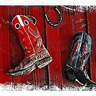 Boot Decor by CarolM