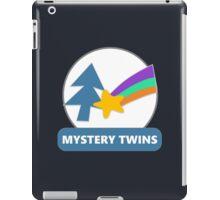 Mystery Twins Emblem iPad Case/Skin