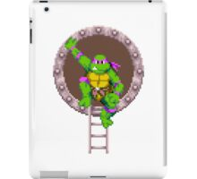 Don hanging out iPad Case/Skin