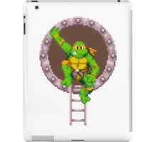 Mikey hanging out iPad Case/Skin