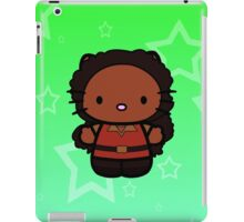 Hello Zoe iPad Case/Skin