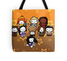 Hello Firefly Tote Bag