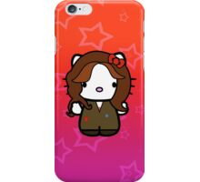 Hello Kaylee iPhone Case/Skin