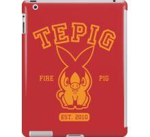 Tepig - College Style iPad Case/Skin