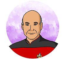 Picard by CornyMistick