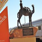 Ghan Station - Alice Springs by mmargot
