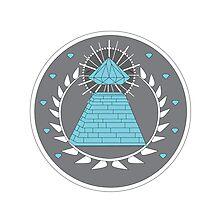 The holy Pyramid by Sejskaler