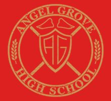 Angel Grove High School by Joe Bolingbroke