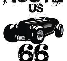 Custom Happynes is Route 66 lifestyle by apri nogami