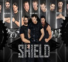 The Shield by stephcheydesign