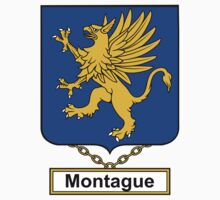 Montague Coat of Arms (English) Kids Clothes