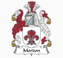 Mordon Coat of Arms (English) Kids Clothes