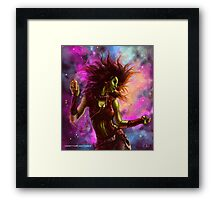 Hooked On a Feeling - Guardians of the Galaxy Framed Print