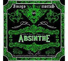 Imago Mortis Absinthe Photographic Print