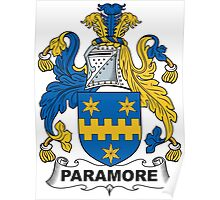 Paramore Coat of Arms (English) Poster