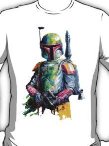 Boba Fett by Brent T-Shirt